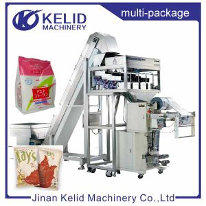 Fully Automatic High Quality Food Packing Machine pictures & photos