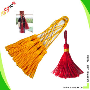Polyester Colorful Tassel