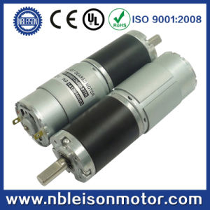 China CE RoHS 36mm 12 Volt 24 Vlot DC Planetary Geared Motor pictures & photos