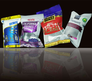 Plastic De-Metallised Snacks Food Packaging Pouch pictures & photos