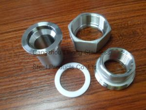 Stainless Steel Bsp Unions Flat F/Bw with Long B/W End pictures & photos