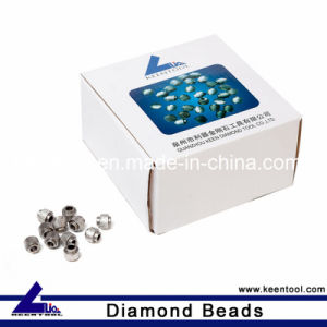 Diamond Wire Beads for Travertine pictures & photos