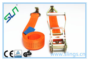 SLN R002 Ratchet Strap with Hooks pictures & photos