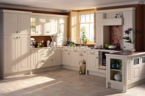 Solid Wood Kitchen Cabinet #257 pictures & photos