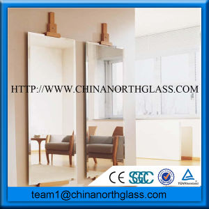 Silver Mirror Glass for Decoration pictures & photos
