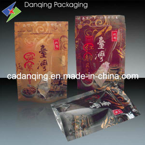 Stand up Zipper Bag with Transparent Window (DQ0072) pictures & photos