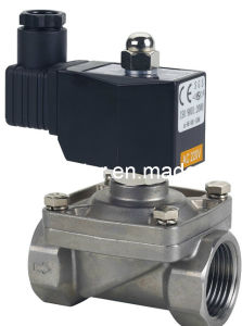Zw-J Series Air Water Solenoid Valve pictures & photos
