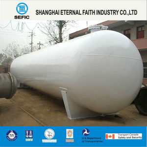 2014 Water Tank 15m3-200m3 LPG Storage Tank pictures & photos