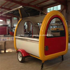 Hot Sale Customized Mobile Food Wagon pictures & photos
