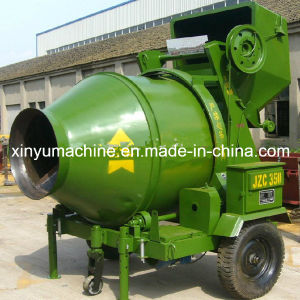 Jzc350 Electric Self Loading Concrete Mixer pictures & photos