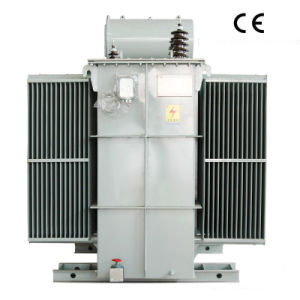 High Efficiency Oil Power Transformer (S9-1600/35) pictures & photos