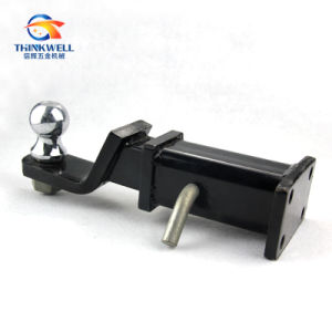 Black Trailer Parts Pintle Hitch Hook pictures & photos