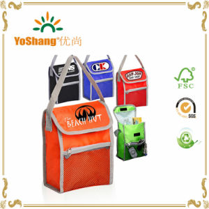 Korean Best Selling Outdoor Picnic Fitness 600d Insulated Lunch Bag Cooler Bag pictures & photos