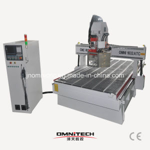 Syntec Control 1325 Atc Woodworking Engraver Machine CNC Router