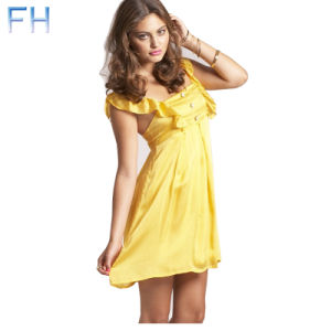Ladies Fashion Dress (FH003)