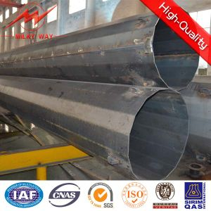 2016 Treated Steel Pole for Philippines 35FT pictures & photos