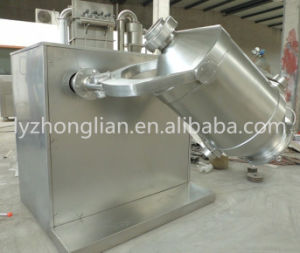 Td-600 Three -Dimensional High Efficient Pharmaceutical Granule Mixer Machine pictures & photos