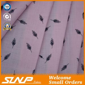 Fashion Cotton Printed /Reactive Clothing Fabric