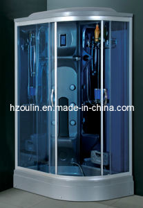 CE ISO9001 Jacuzzi Shower Cubicle (C-33L) pictures & photos