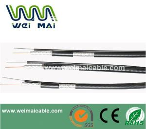 China Manufacturer Coaxial Cable RG6 Messenger (WM029) pictures & photos