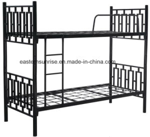 Low Price Cheap Adult Metal Double Child Children Bunk Beds pictures & photos