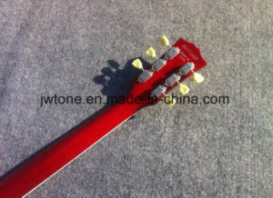 White Binding Double F Hole Hollow Body Jazz Es 335 Electric Guitar All Color Availble pictures & photos