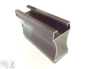 Electrophoresis Aluminium Extrusion Profile pictures & photos
