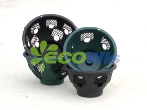 Plastic Hanging Planter Baskets China Manufacturer (HT5126) pictures & photos