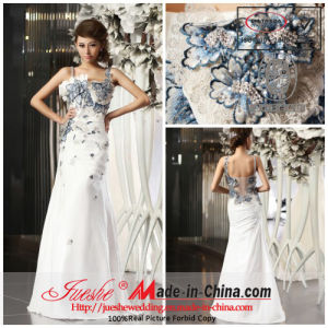 New Style Evening Dress (041B)