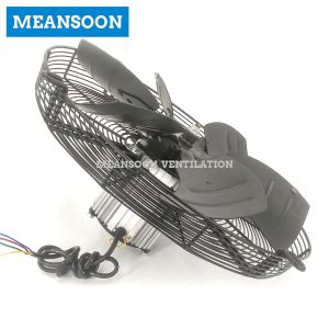 550 Axial Fan for Exhaust Ventilation pictures & photos