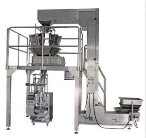Small Vertical Packaging Machine for Pistachios Almonds pictures & photos
