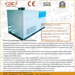 Refrigerated Air Dryer for Air Compressor 130cbm pictures & photos