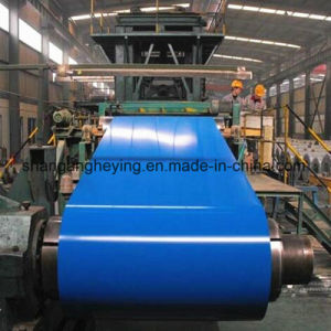China Mill Hot-Dipped Color Coated Galvanized Steel/PPGI/Gi/PPGL Steel Coil pictures & photos