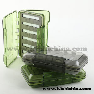 Wholesale Waterproof High Density Plastic Fly Fishing Box pictures & photos
