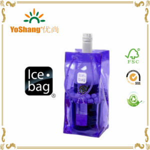 2016 Wholesale Transparent PVC Bag/ PVC Cooler Bag /PVC Wine Cooler Bag pictures & photos