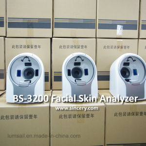 Beauty Clinic&SPA Needed Skin Analyzer/Analysis Facial Recognation Machine pictures & photos