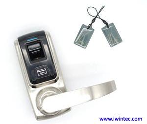 Biometric Finerprint Lock V6013-Fp-Ss pictures & photos