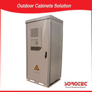 Telecom Base Station Outdoor Battery Cabinets pictures & photos