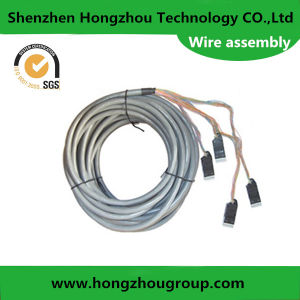 High Quality Cable Assembly Wire Harness for Custom pictures & photos