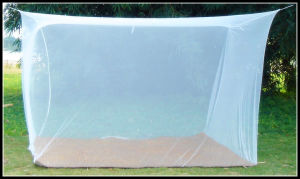 Long Lasting Insecticide Treated King Queen Full Size Mosquito Net pictures & photos