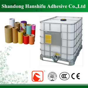 Paper Core Tube Adhesive Glue From Shandong Hanshifu Adhesive pictures & photos