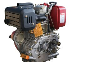 Single-Cylinder Air Cooled Diesel Engine, Providing You with Best Price. pictures & photos