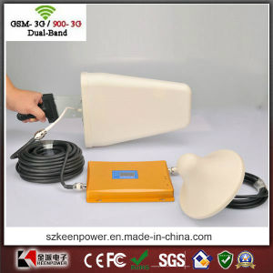 High Power GSM 3G Repeater Dual Band 900 2100 GSM Signal Booster pictures & photos