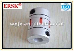 Screw Urethane Insert Flexible Jaw Coupling pictures & photos