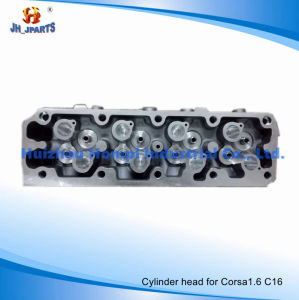 Auto Parts Cylinder Head for GM Chevrolet Corsa1.6 C16 96814892 pictures & photos