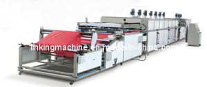 Nonwoven/ Non Woven Silk Screen Printer Machine pictures & photos