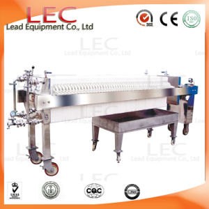 Stainless Steel Filter Press in Chemical / Beverage / Wine / Pharmacy pictures & photos