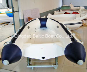 Fiberglass Deck Boats Dinghy Rib 300 pictures & photos