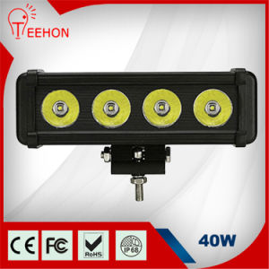 8′′ 40W LED Light Bar pictures & photos