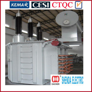 Furnace Transformer for 60mva Arc Three-Phase Oil-Immersed Transformer